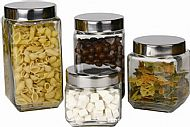 Glass storage Jar Series